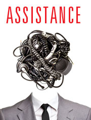 ASSISTANCE at Playwrights Horizons