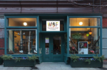 WBF, Wild Bird Fund on the Upper West Side, NYC.