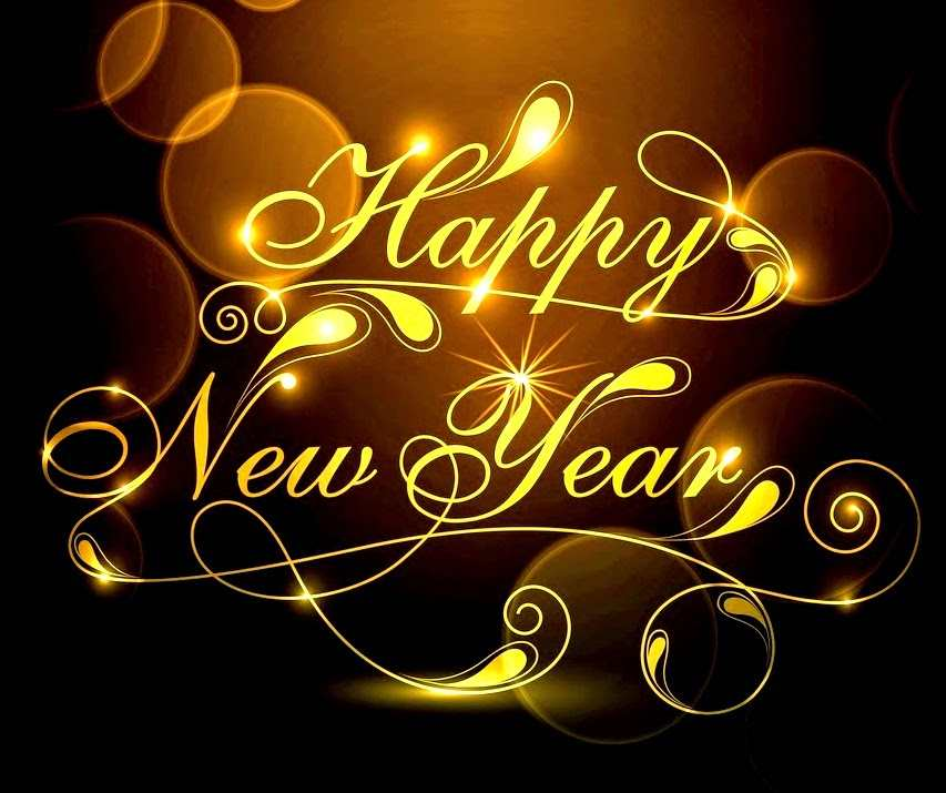 Happy, Peaceful, Joyous New Year to all