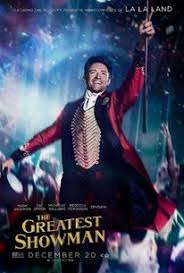 The Greatest Showman–Hugh Jackman is!!!!