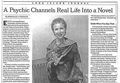 NY Times Long Island Journal