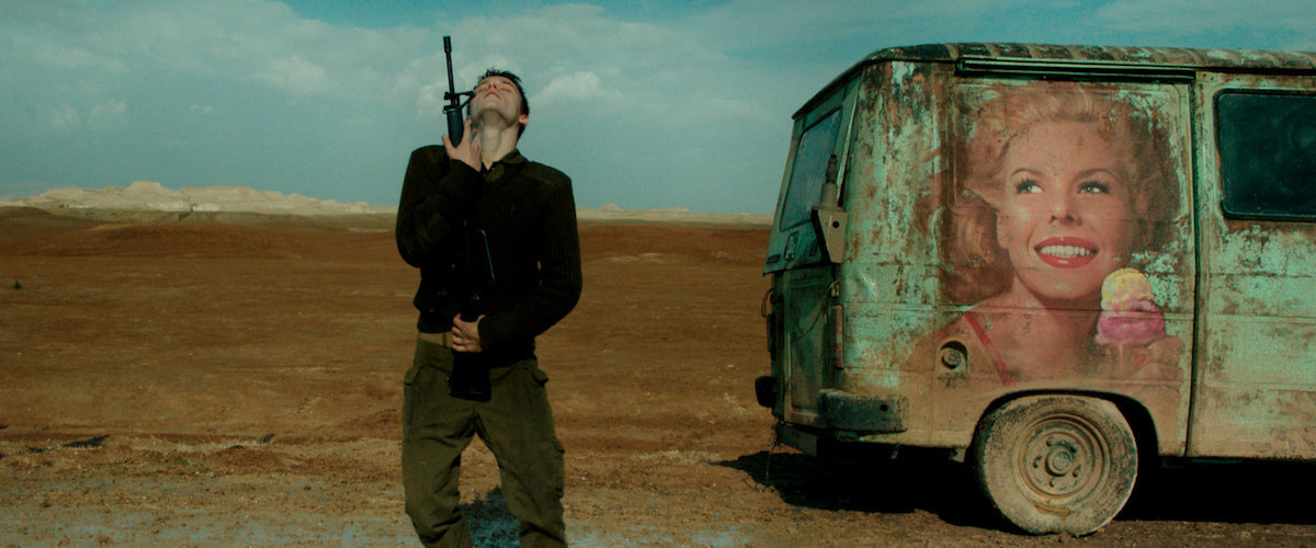 #Foxtrot, one of the best movies I've seen!