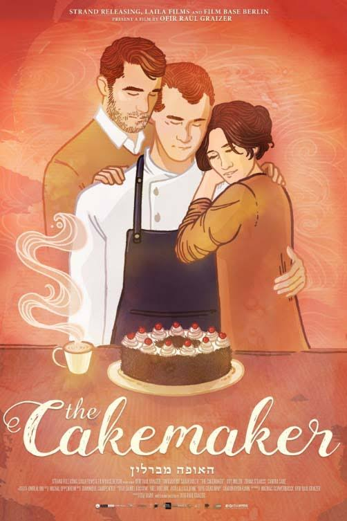 THE CAKEMAKER, what a film!