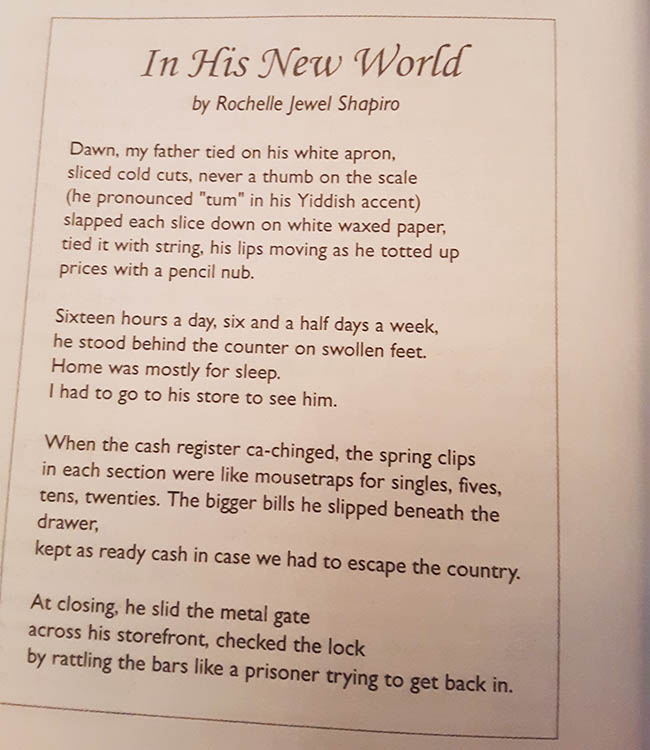 #WhistlingSteam published my Father's Day poem, In His New World.